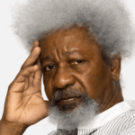 Corruption and lawlessness  revealed (wole Soyinka)